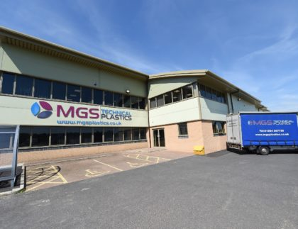 The MGS Technical Plastics Building
